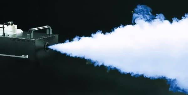Сценический дым в домашних условиях